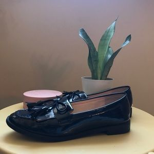 Shoes - Iliana Patent Leather Loafers